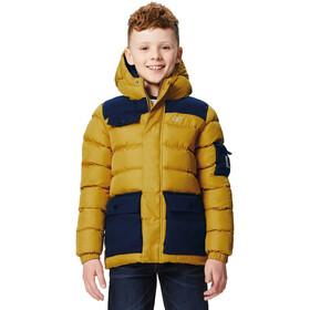 Regatta Larimar Jas Kinderen geel/blauw